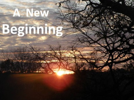A New Beginning Sunrise